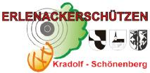Erlenackerschützen Kradolf-Schönenberg Logo